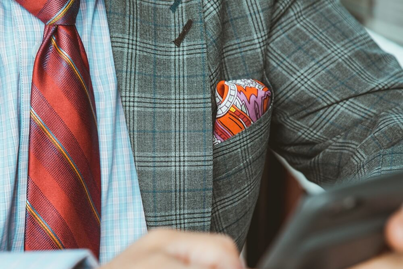 Tips for a Perfectly Tailored Suit